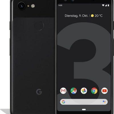 Google Pixel 3 128GB Czarny