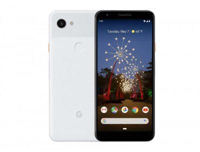 Google Pixel 3a 64GB Biały