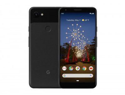 Google Pixel 3a XL 64GB Czarny