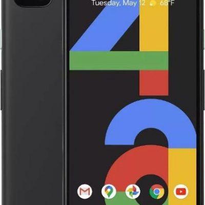 Google Pixel 4a 5G 128GB Czarny