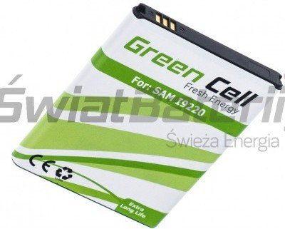 Green Cell Bateria akumulator do telefonu Samsung Galaxy Note N7000 i9220 2500 m (BP25)
