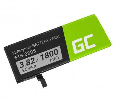 Green Cell Bateria Bateria do Telefonu Apple iPhone 6 BP40