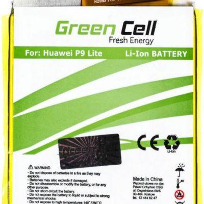 Green Cell Bateria do Huawei P9 Lite 2900mAh 3.7V BP53