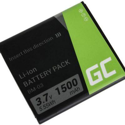Green Cell Bateria do myPhone C-Smart Funky 1500mAh 3.7V BP73