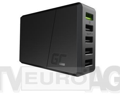 Green Cell ChargeSource 5x USB CHARGC05