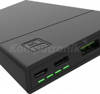 Green Cell GC PowerPlay 10000 mAh czarny PBGC02