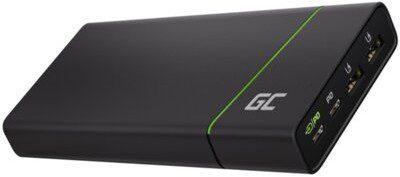 Green Cell PowerPlay Ultra 26800 mAh Czarny