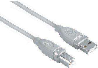 Hama Kabel USB - USB5 m (USB A-B 5M)