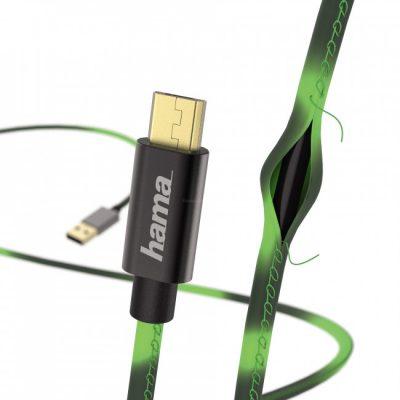 Hama Micro USB Chameleon 1.5m (178317)