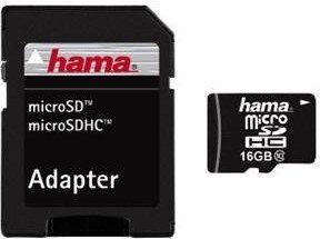 Hama MicroSDHC Class 10 16GB (108085)