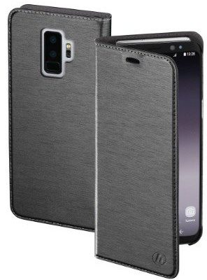 Hama pokrowiec ochronny do Samsung Galaxy S9+ Ciemnoszary 00183007