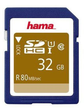 Hama SDHC Class 10 32GB  (124135)