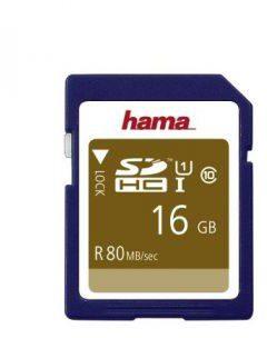 Hama SDHC Gold 16GB (001241340000)
