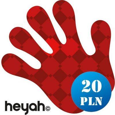 Heyah Doładowanie Heyah 20 PLN
