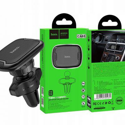 Hoco CA65 Uchwyt Magnetyczny Na Telefon Do Kratki