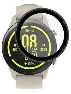 HOFI Szkło hybrydowe HOFI Hybrid Glass do Xiaomi Mi Watch Czarny