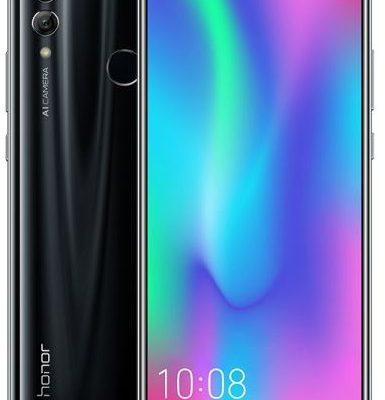 Honor 10 Lite 64GB Dual Sim Midnight Black