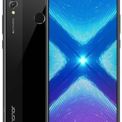 Honor 8X 128GB Dual Sim Czarny