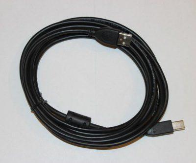 HQ EU Kabel USB 2,0 A-B 3,0m - do drukarki skanera urzadzenia wielofunkcyjnego USB-2,0AB3