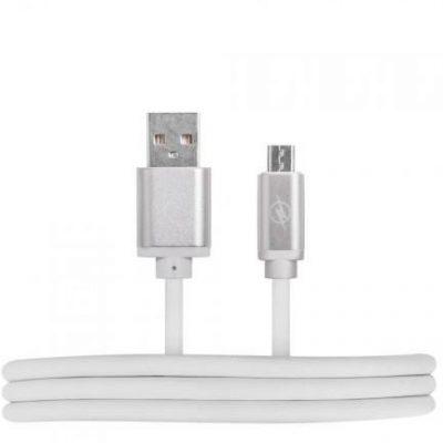 . HQCable USB-MICRO USB 1M biały