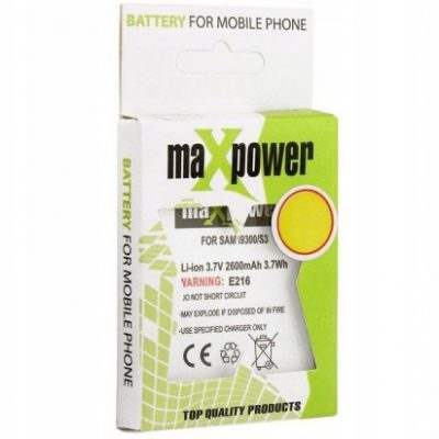 HTC Bat One M8 3100 LI Maxpower