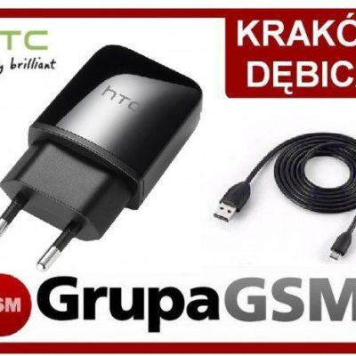 HTC Ładowarka sieciowa TC P900 + Kabel