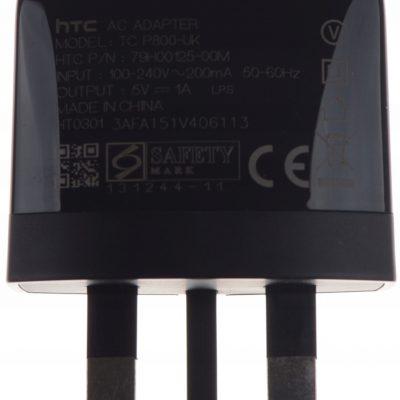 HTC Ładowarka Tc P800 Uk anglia Desire One 1A