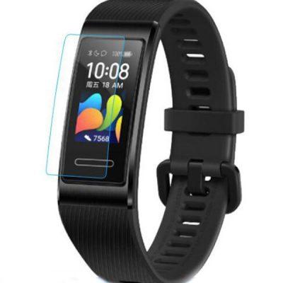 HUAWEI 5 sztuk miękka TPU przezroczysta folia ochronna dla Band 4 Pro zegarek inteligentna opaska na
