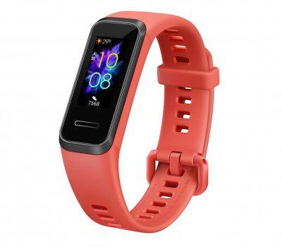 Huawei Band 4 Czerwony
