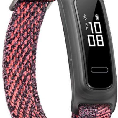 Huawei Band 4e Czarno-czerwony