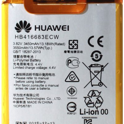 Huawei Google Nexus 6P HB416683ECW 3450mAh 13.26Wh Li-Polymer 3.82V oryginalny) HB416683ECW