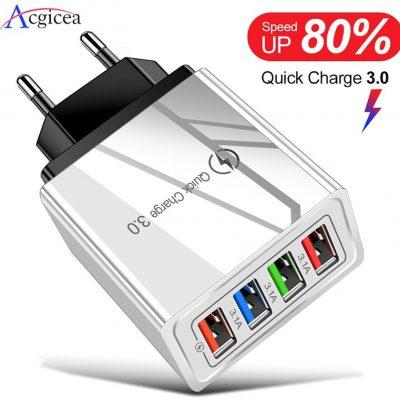 Huawei Ładowarka USB do wtyczek ue/usa szybkie ładowanie 3.0 do adaptera telefonu do tabletu Mate 30
