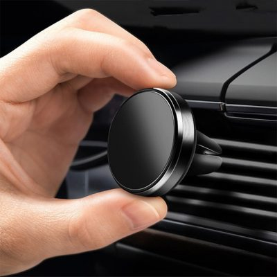 Huawei Magnetyczny uchwyt do telefonu dla Redmi Note 8 w nawigacja samochodowa gps uchwyt do otworu