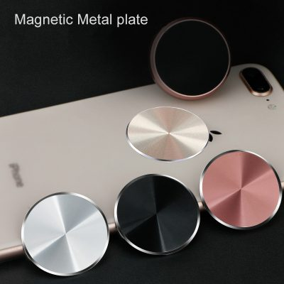 Huawei Metalowa płytka na magnetyczny uchwyt samochodowy do telefonu Xiaomi Blacha żelazna