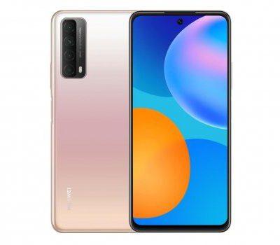 Huawei P Smart 2021 128GB Dual Sim Różowe złoto