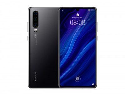 Huawei P30 128GB Dual Sim Czarny
