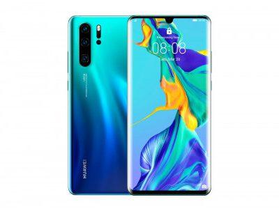 Huawei P30 Pro 256GB Dual Sim Aurora niebieski