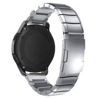 HUAWEI Pasek Bransoleta Stal Do Galaxy Watch 46MM/GEAR S3