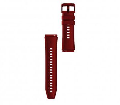 HUAWEI Pasek Silikonowy do Watch GT 2 Pro czerwony