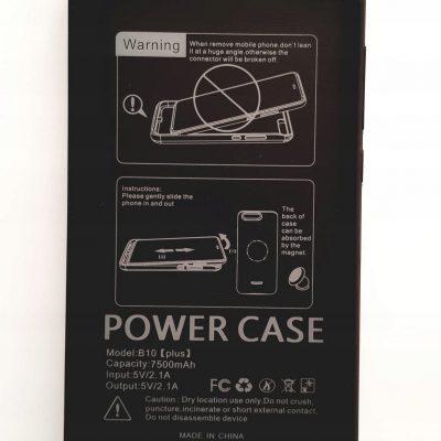 Huawei Powercase Bank Etui Do P10 Plus 7500 Mah