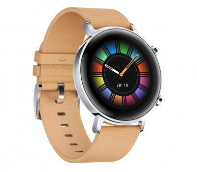 Huawei Watch GT 2 Classic 42mm Srebrny
