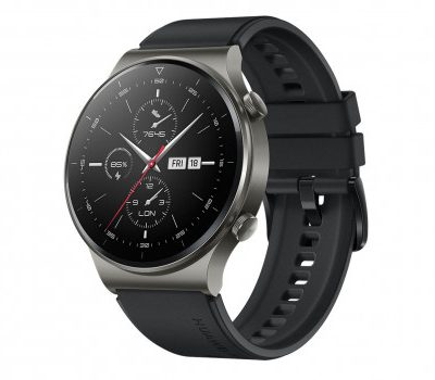 Huawei Watch GT 2 Pro Czarny