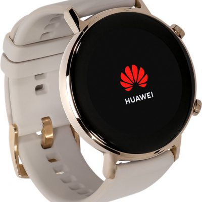 Huawei Watch GT2 42mm Elegant - Frosty White 4061856681597