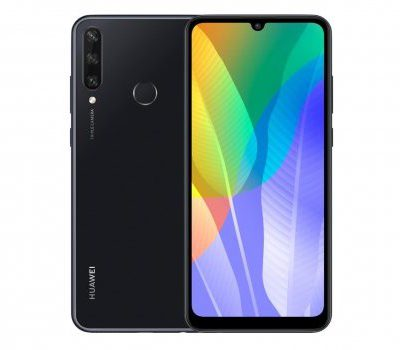 Huawei Y6p 64GB Dual Sim Czarny