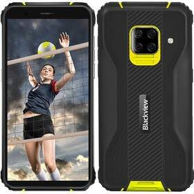 iGET Blackview GBV5100 128GB Dual Sim Czarno-żółty