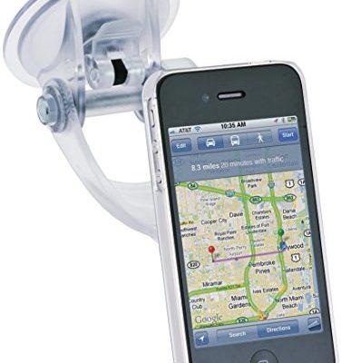 iGrip T690503uchwyt samochodowy na telefon komórkowy iPhone Samsung Galaxy, przezroczysty RC 5300183
