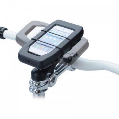 iGrip Universal Biker Stem Splashbox - Uniwersalny uchwyt rowerowy do smartfonów T5-25502