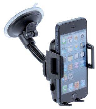 iGrip Universal Mini Flexer Kit Uniwersalny uchwyt samochodowy do smartfonów o szer 44 84 mm T5-1843