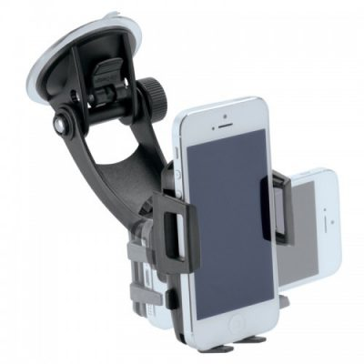 iGrip Universal Traveler Kit - Uniwersalny uchwyt samochodowy do smartfonów o szer. 44 - 84 mm T5-1880