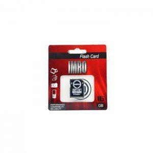 IMRO MicroSD 16GB UHS-I (KOM000669)